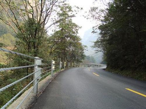 景区缆索护栏