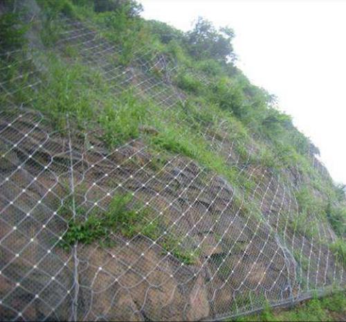 如何保证边坡防护网在使用前完好无损