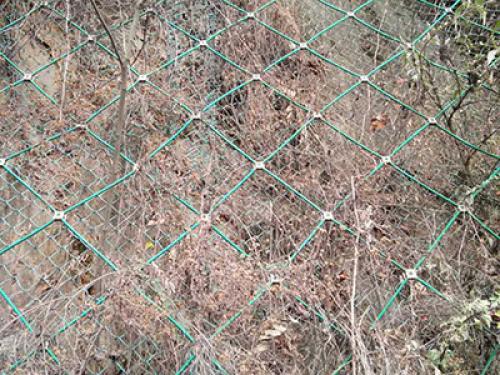 四川两河镇边坡防护工程