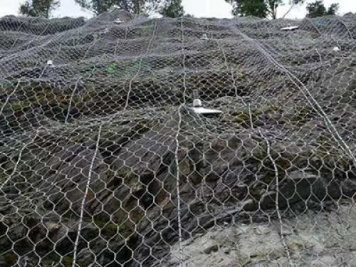 六边形加筋护坡网