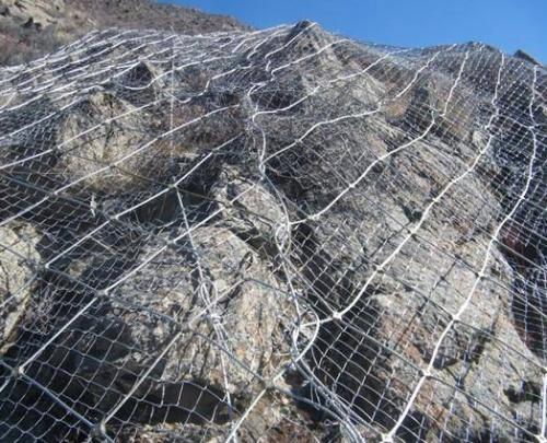 边坡失稳的原因有哪些?如何利用边坡防护网进行防护